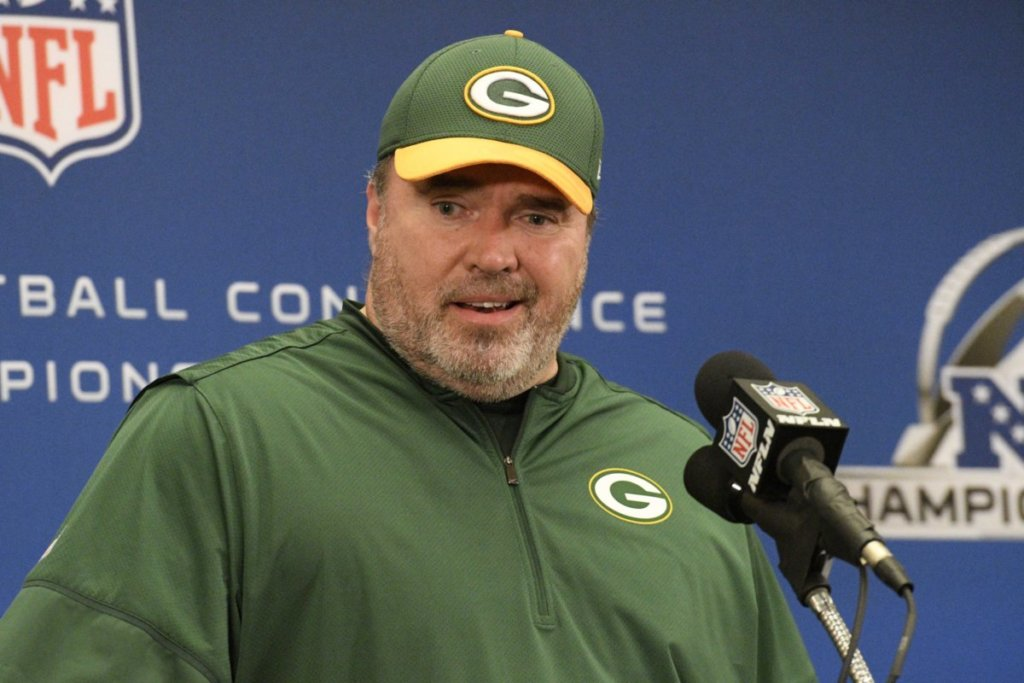 Mike McCarthy press conference 2017